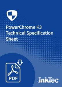 powerchrome k3 technical specification sheet