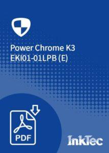 power chrome k3 eki01-01lpb