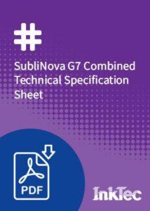 sublinova g7 combined technical specification sheet