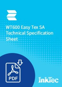 wt600 easy tex sa technical specification sheet