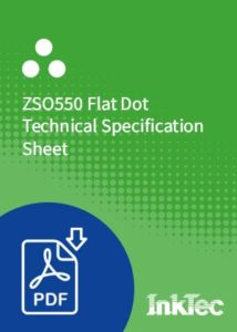 zso550 flat dot technical specification sheet