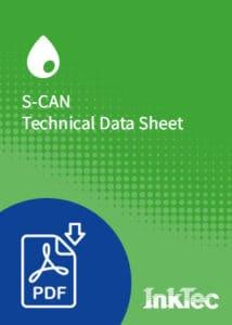 S-CAN technical data sheet