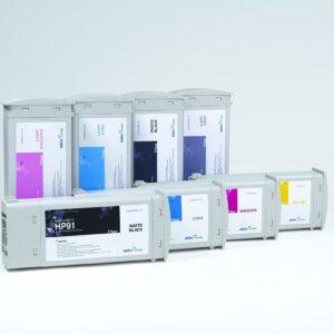 HP Designjet Z6100 inks