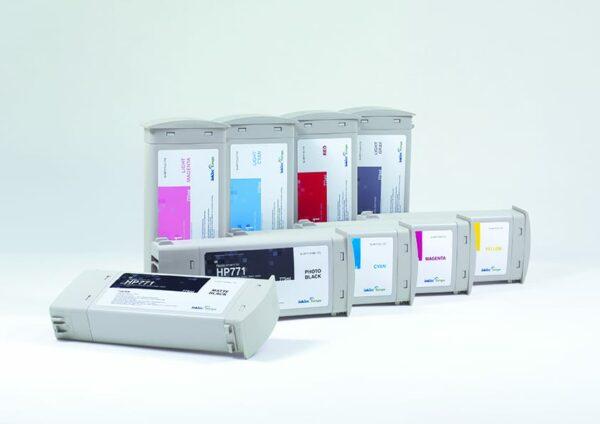 HP Designjet Z6200 inks